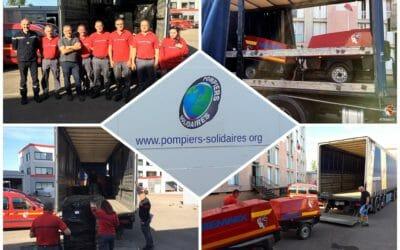 Dons de matériel pour le Pérou