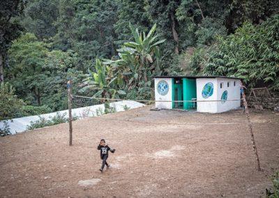 NÉPAL : restauration de réseaux d'eau potable, assainissement et hygiène