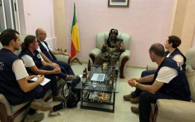 Mission d'évaluation au Bénin