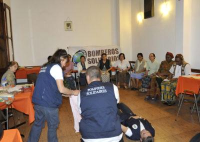 Perou - education preventive communautaire - Pompiers solidaires (1)