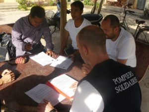 Programme Cambodge - Pompiers solidaires 2